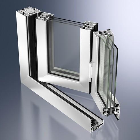 Aluminium Faltanlage