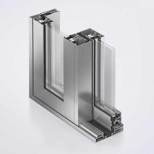 Aluminium Schiebesystem