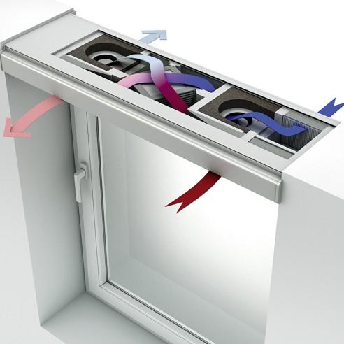 l ften mit l ftungstechnik zuluft und feuchtesensor. Black Bedroom Furniture Sets. Home Design Ideas