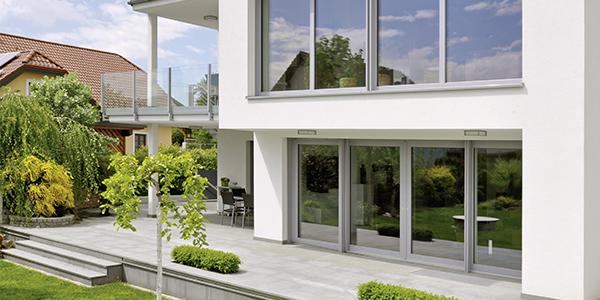Wohnkomfort der Extraklasse - Schiebetüren von Aldra